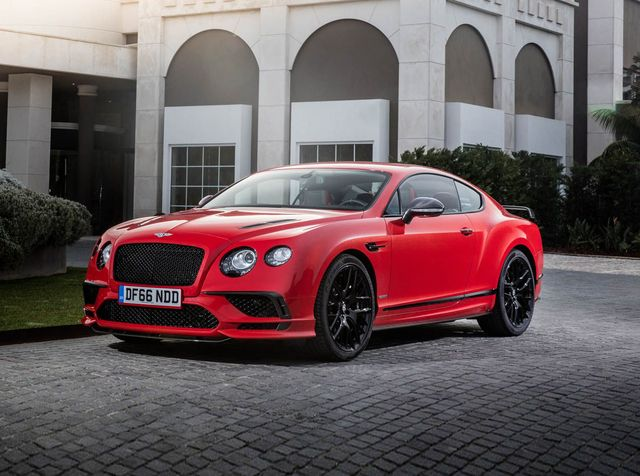 Bentley Continental Supersports Review, Pricing, And Specs
