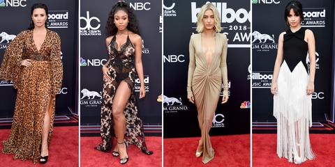 2018 billboard music awards best dressed