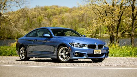 Bmw Vehicles Models And Prices Car And Driver