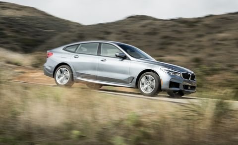 2018 BMW 640i xDrive Gran Turismo Tested: Not Quite a Wagon