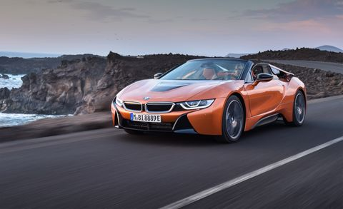 The Manufacturercar And Driver When Bmw Launched I8