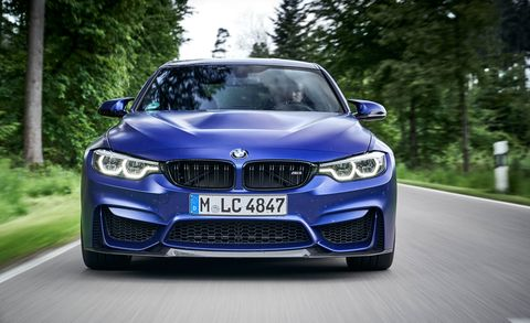 First Drive Of The Bmw M3 Cs The Best One Yet Review