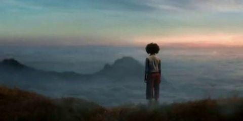 Sky, Nature, Horizon, Photograph, Atmospheric phenomenon, Atmosphere, Cloud, Calm, Morning, Highland,