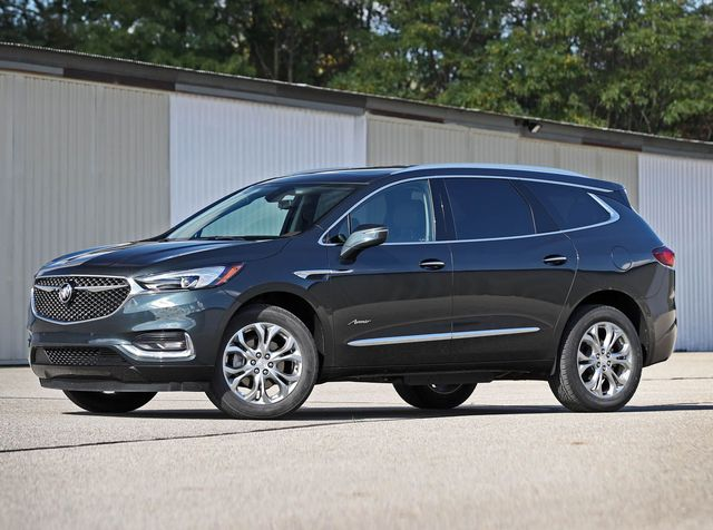 2019 Buick Enclave Review Pricing And Specs