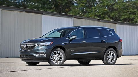 Buick Enclave Seating Capacity >> 2020 Buick Enclave Review Pricing And Specs