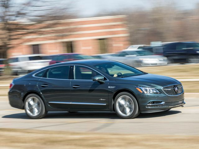 2019 Buick Lacrosse Review Pricing And Specs