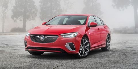 Buick Regal Is Dead, Leaving Buick with an All-SUV Lineup