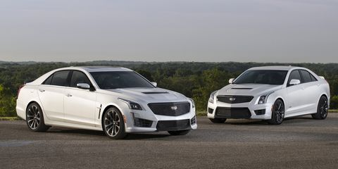 Cadillac Will End ATS-V and CTS-V Production This Winter