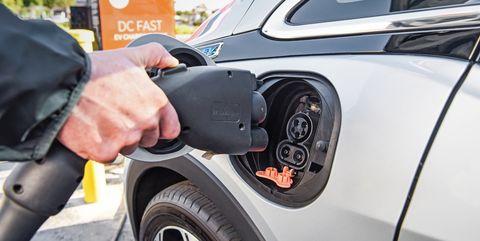 GM to radically reduce EV charging cycle
