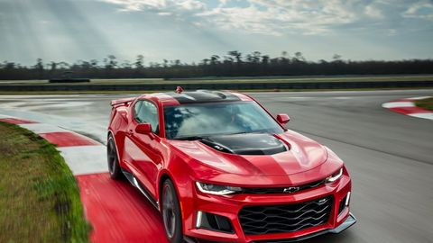 Chevrolet Latest Models >> New Chevrolet Vehicles Models And Prices Car And Driver