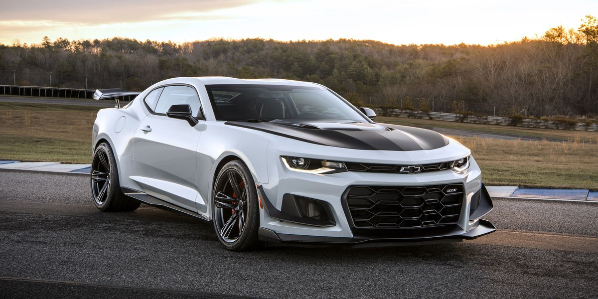 Nissan Certified Pre Owned >> 2019 Chevrolet Camaro ZL1 Review, Pricing, and Specs