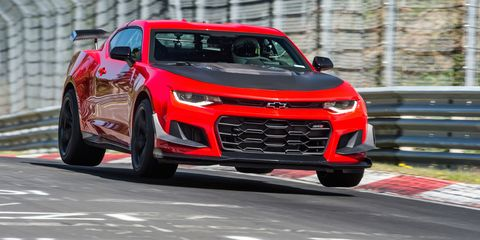 Camaro Zl1 1le Price Cost For 2018 Chevrolet Camaro Zl1 1le