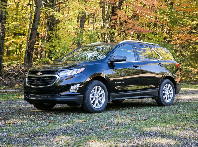 2019 Chevrolet Equinox Review Pricing And Specs