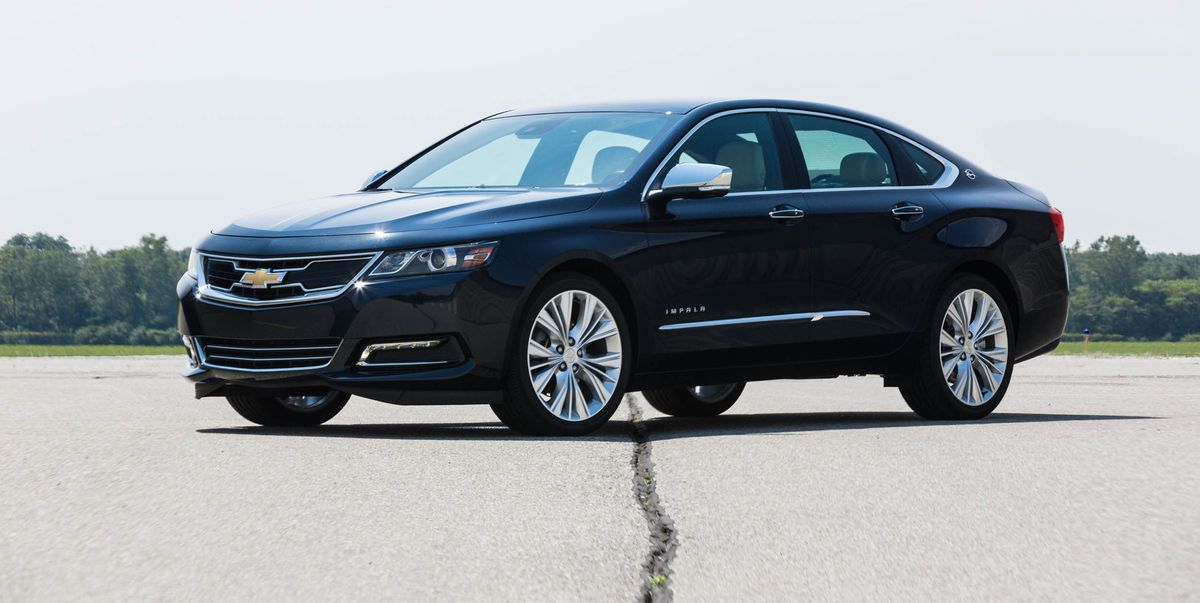 2019 Chevrolet Impala Review, Pricing, and Specs
