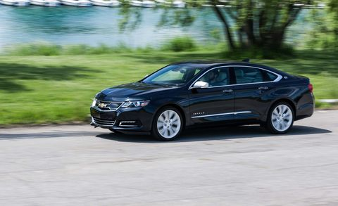 2018 Chevrolet Impala V-6 Tested: Why Does It Remind Us of