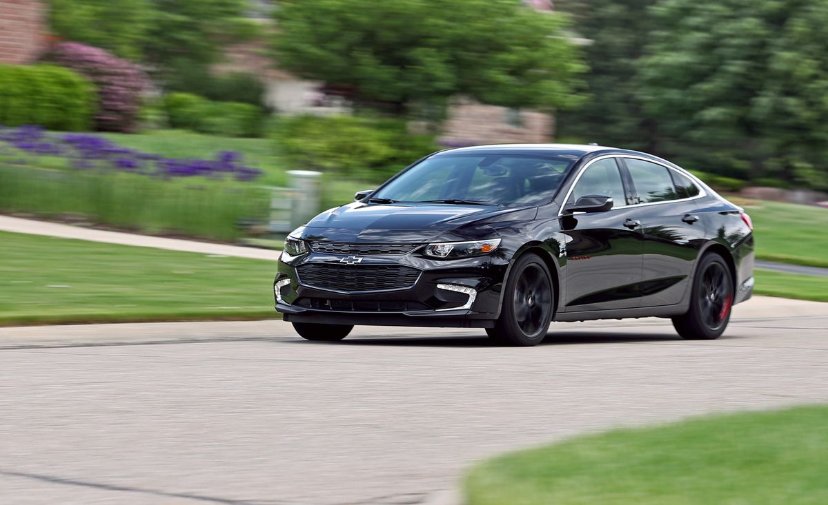 2018 Chevrolet Malibu 1 5t Test Skip The Extra Spice Review Car And Driver