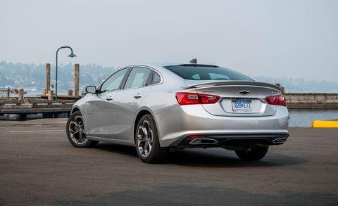 2019 Chevrolet Malibu RS – New CVT Tested