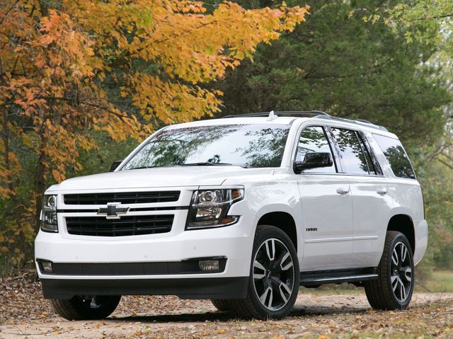 Chevy Build And Price >> 2019 Chevrolet Tahoe