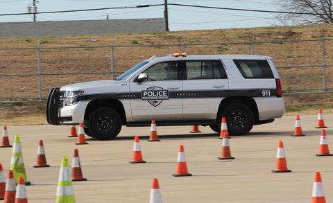2018 Chevrolet Tahoe Ppv First Drive Review Car And Driver