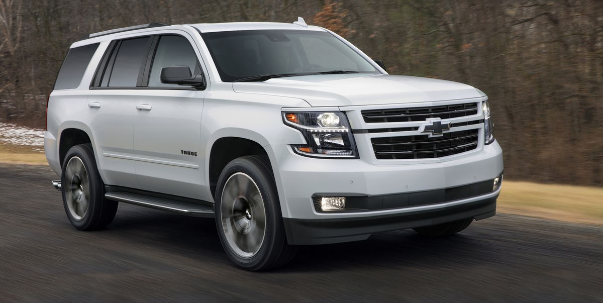 What You Learn After Driving The Chevy Tahoe Rst