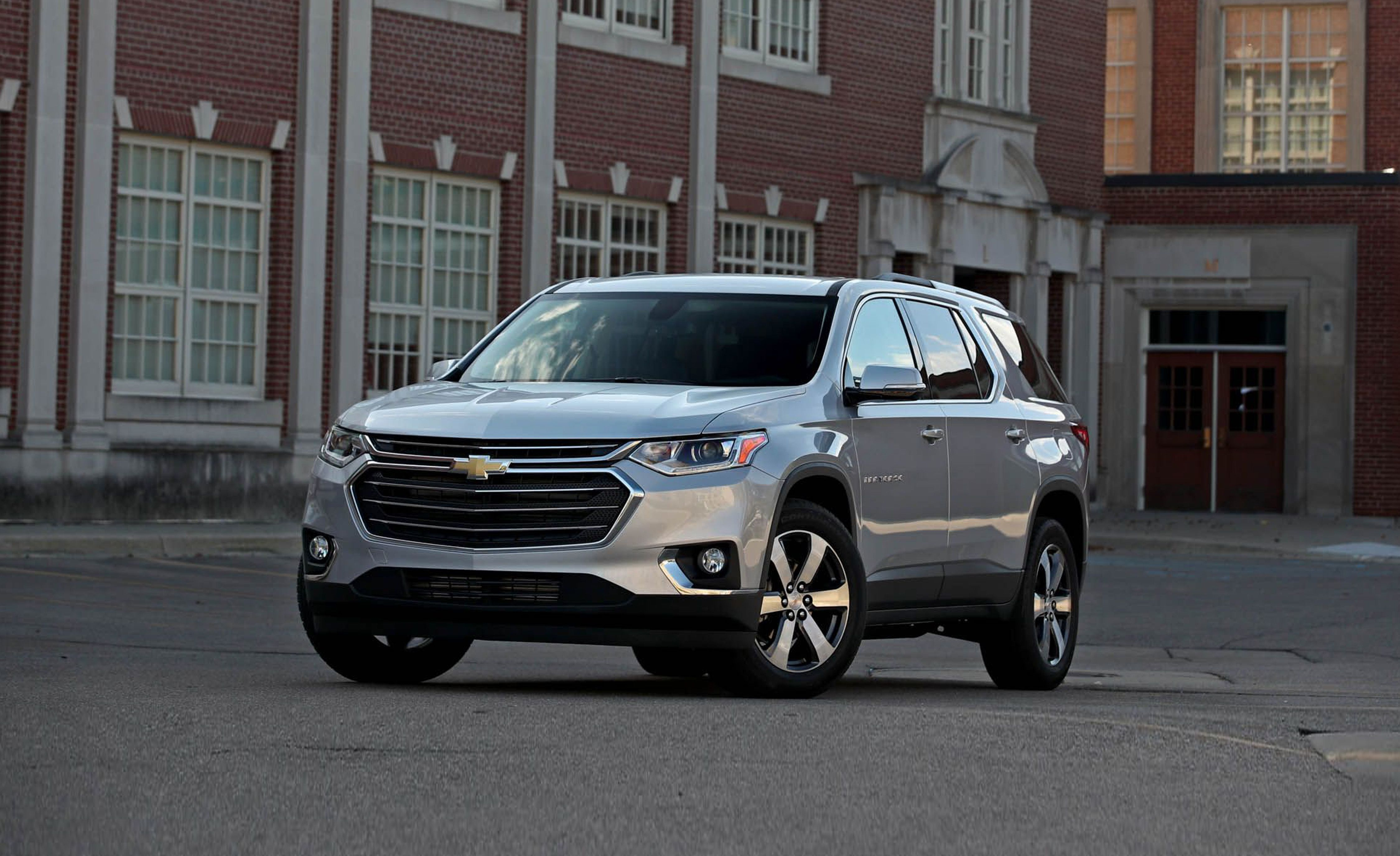 2019 Chevy Traverse Review Pricing