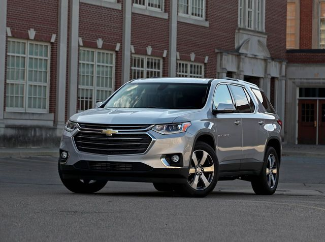 2019 Chevrolet Traverse: Design, Specs, Price >> 2019 Chevy Traverse Review Pricing And Specs