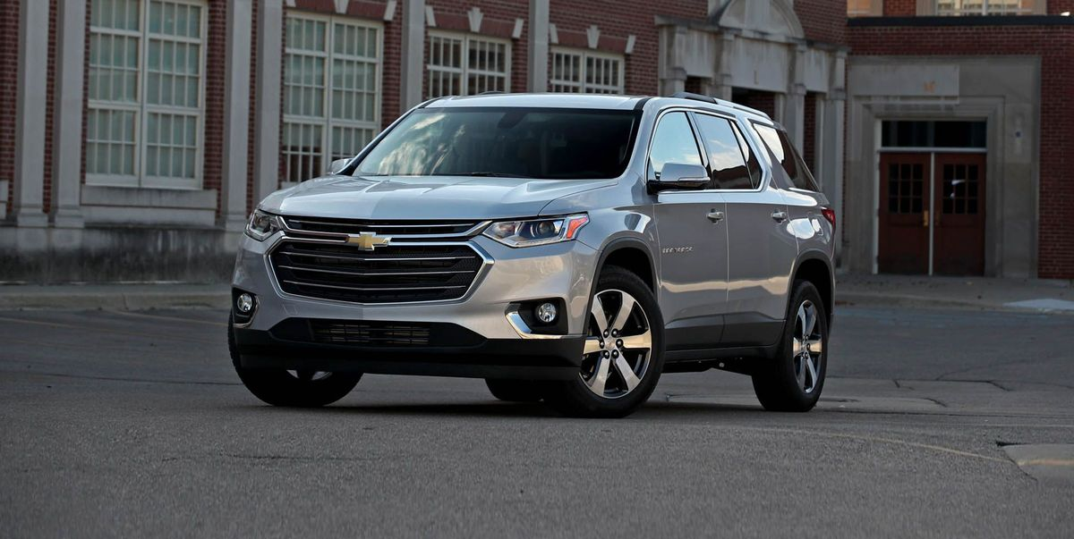 2019 Chevy Traverse Review, Pricing, and Specs