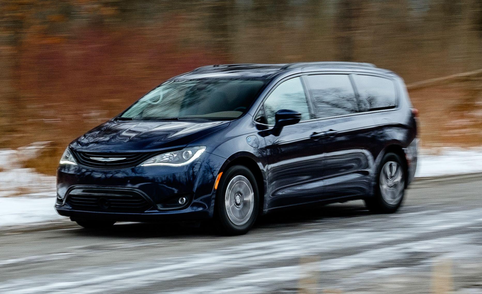 2018 Chrysler Pacifica Hybrid