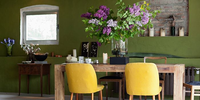 Watch Out For These Dining Room Trends For 2018: Popular Home Trends For 2018