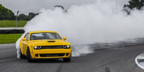 Track-Ready Dodge Challenger ACR Could Be on Its Way