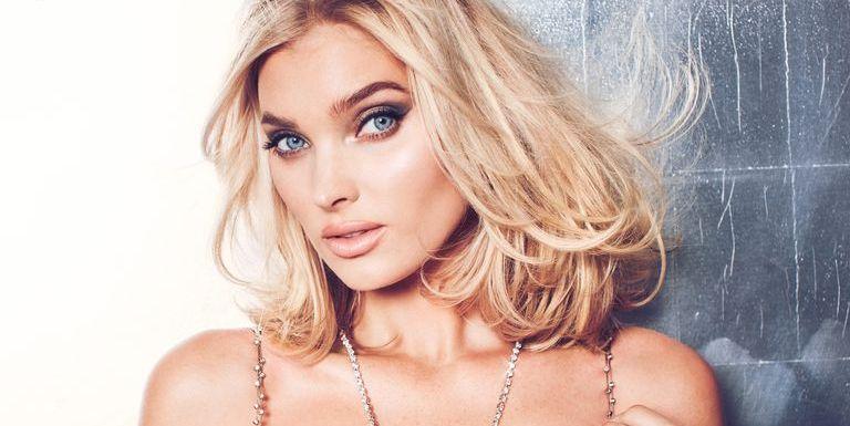 Victoria's Secret elsa hosk fantasy bra