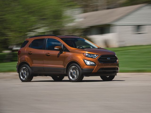2020 Ford EcoSport: Specs, Equipment, Price >> 2019 Ford Ecosport