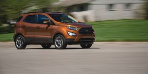 2020 Ford Ecosport Review Pricing And Specs