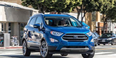 Land vehicle, Vehicle, Car, Motor vehicle, Mini SUV, Sport utility vehicle, Ford, Ford ecosport, Compact sport utility vehicle, Automotive design,