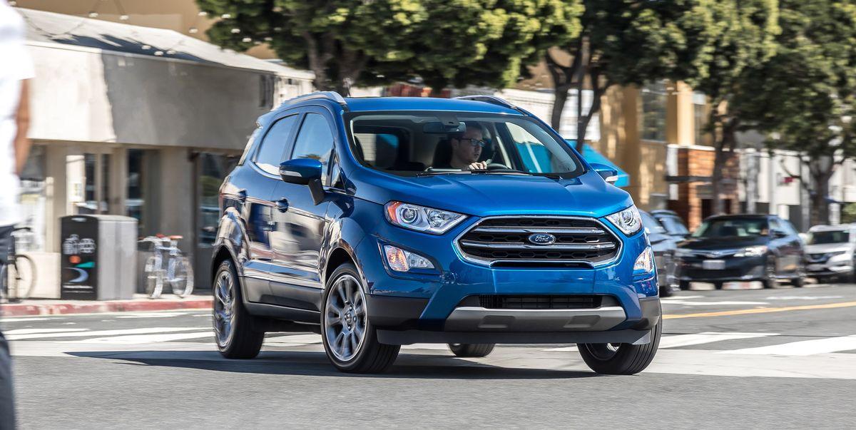 2018 ford ecosport titanium 1 0l test review car and. Black Bedroom Furniture Sets. Home Design Ideas