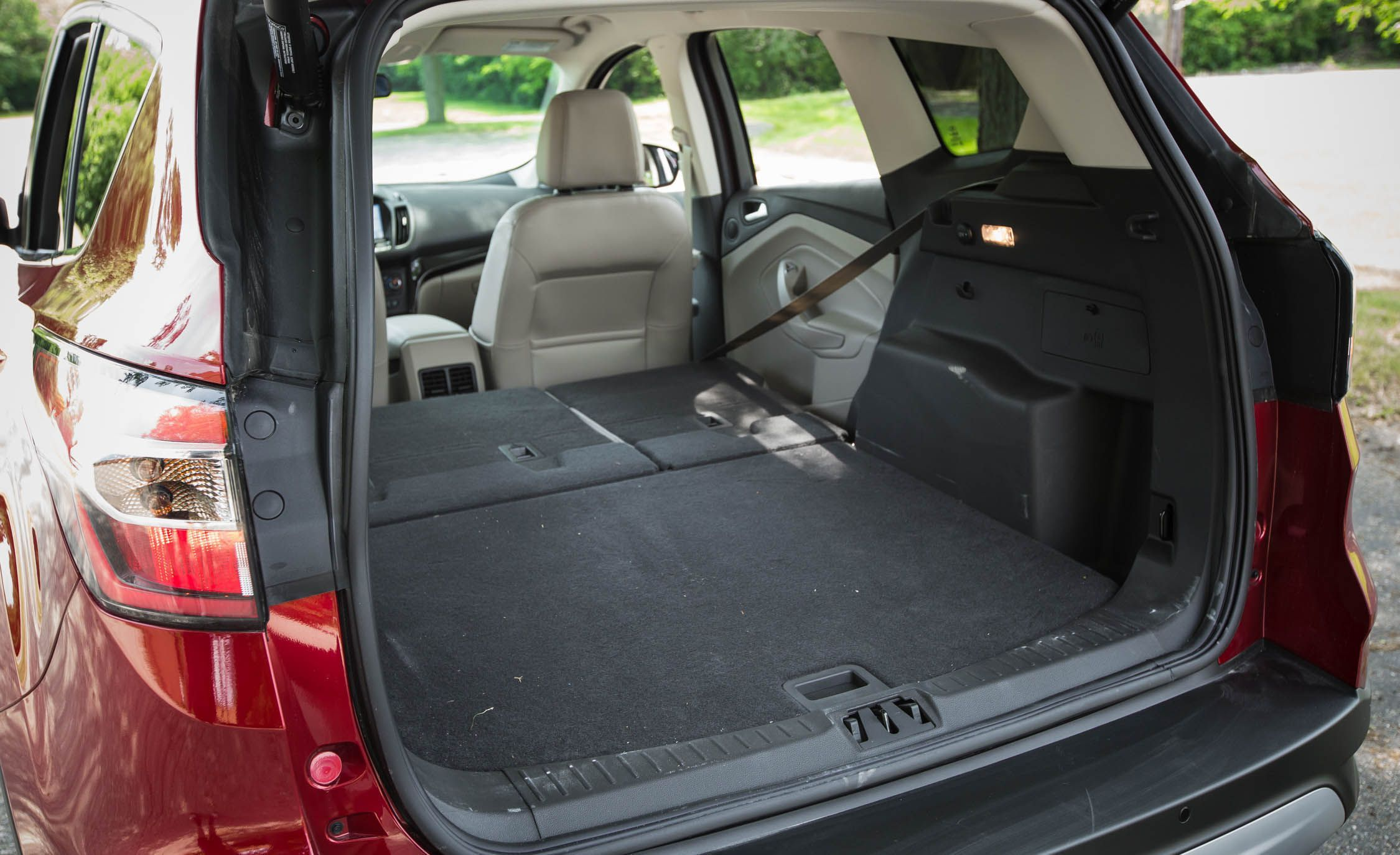 Ford Escape Cargo Space >> The Best Compact Suvs And Crossovers For Hauling Stuff