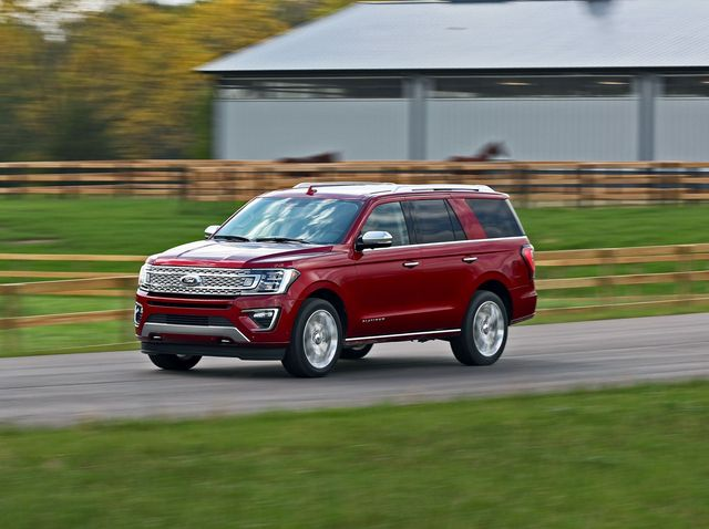 Expedition Towing Capacity >> 2019 Ford Expedition Review Pricing And Specs