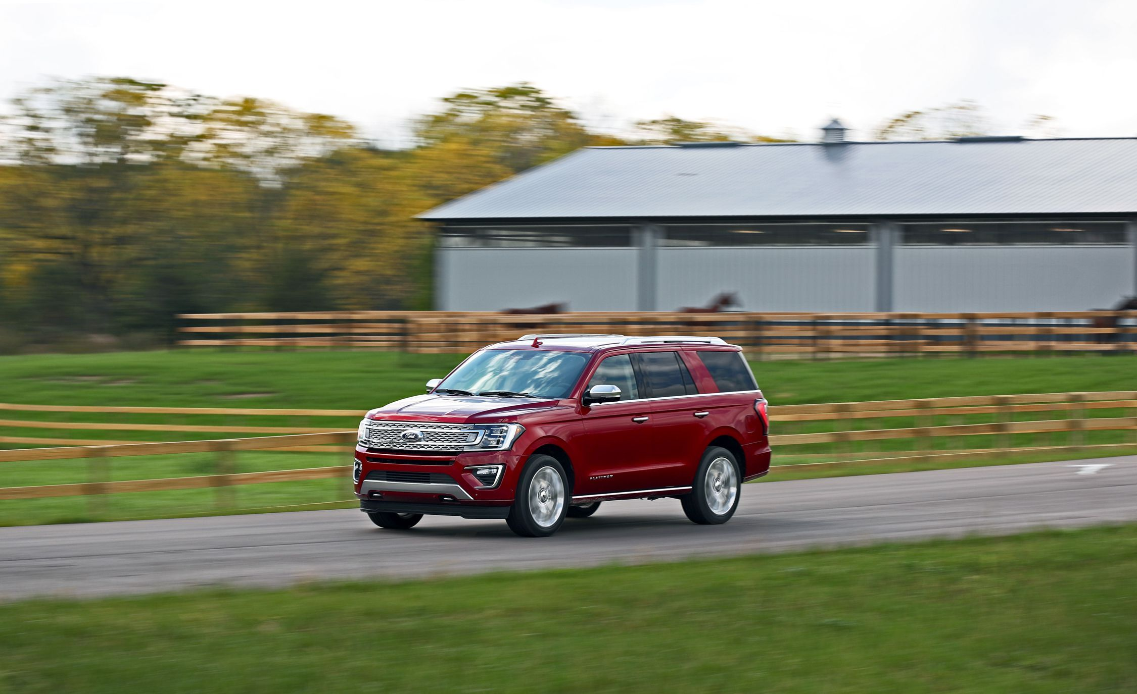 2019 Ford Expedition Review Pricing And Specs