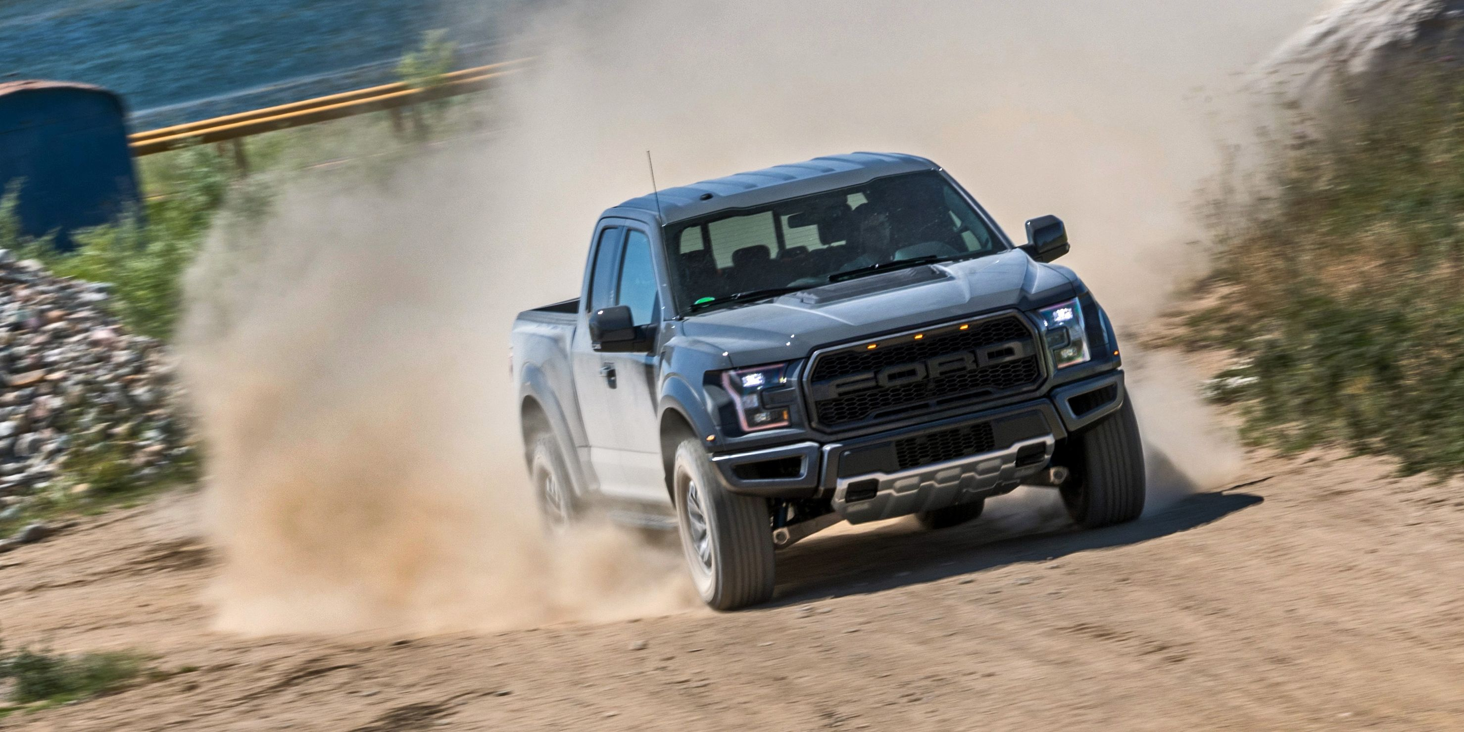Rumor: The Ford F-150 Raptor Is Getting the Mustang GT500's Supercharged V-8
