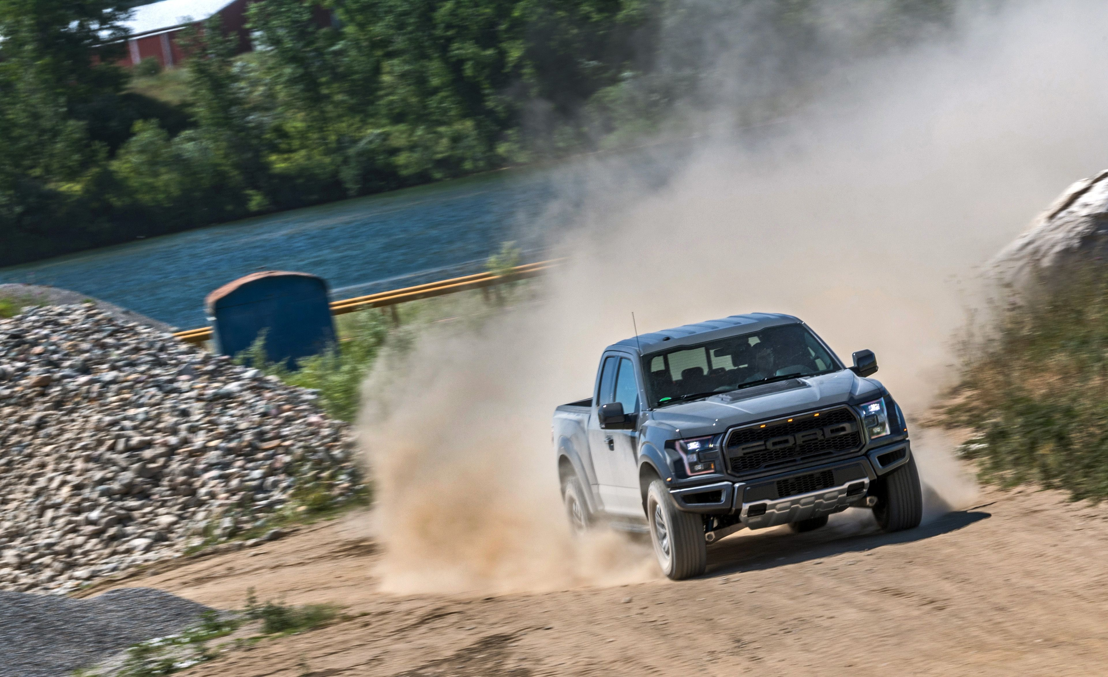 2018 Ford F-150 Raptor SuperCab
