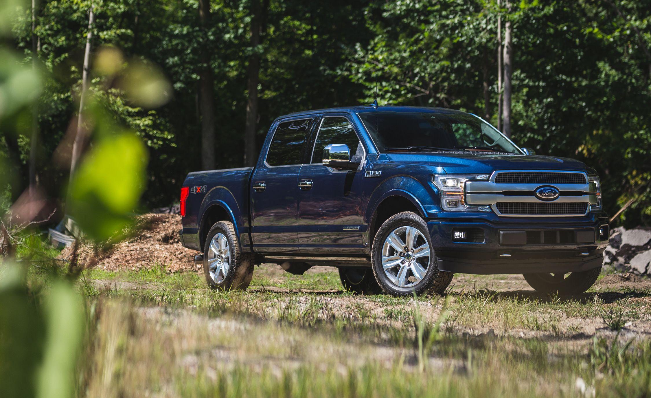 2018 Ford F 150 Diesel The First Half Ton Diesel F Series