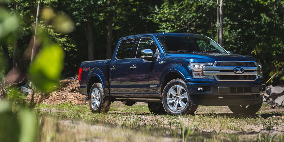2018 Ford F 150 Diesel The First Half Ton Diesel F Series