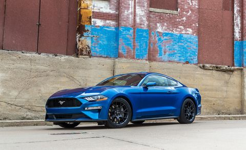 2018 Ford Mustang GT Automatic
