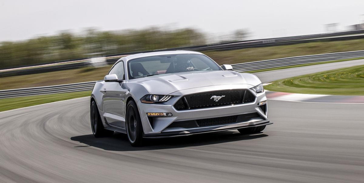 The 2018 Ford Mustang GT Performance Package Level 2 Edges ...