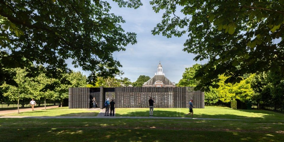 The Serpentine Pavillion