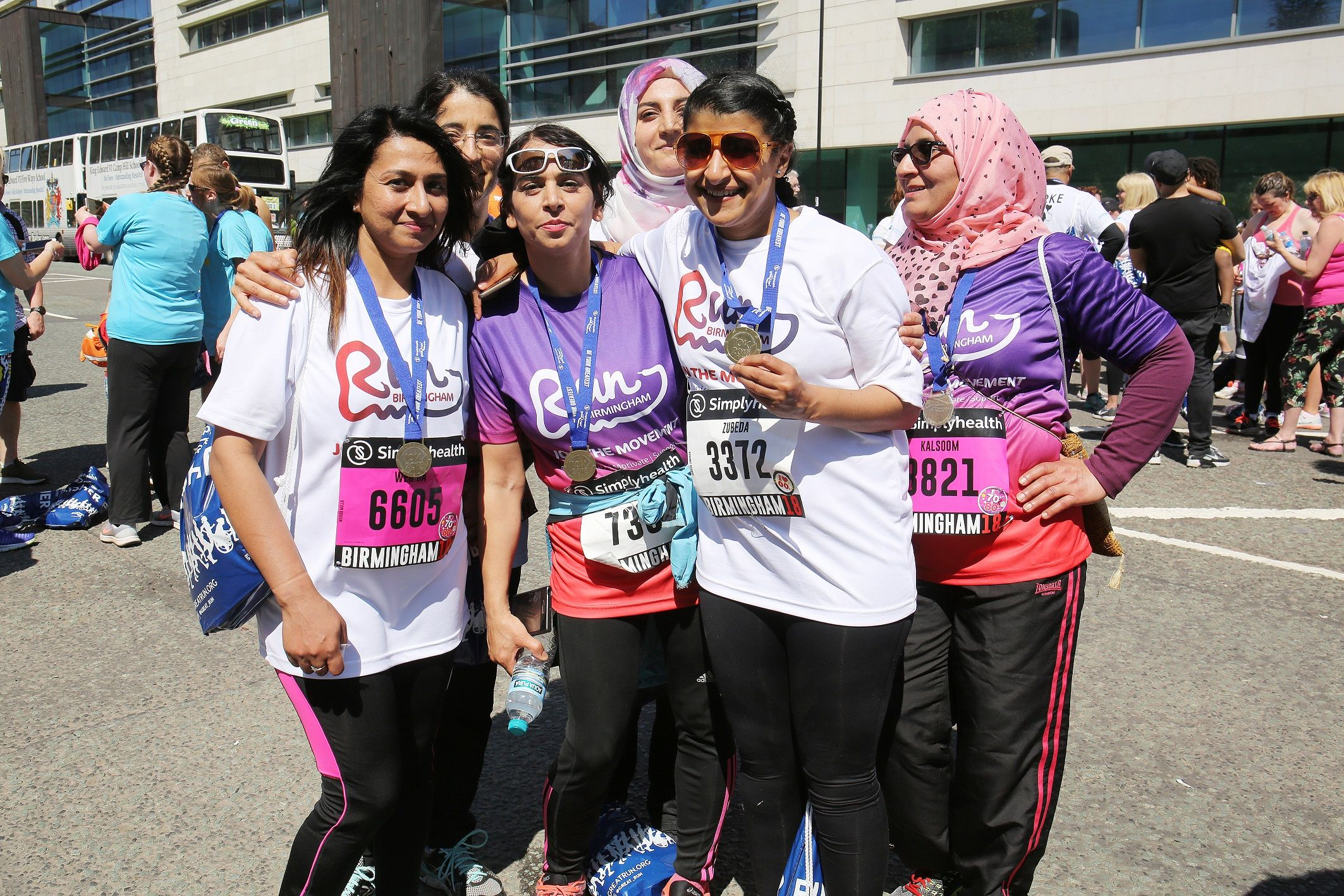 How Saheli Hub is encouraging more Asian women to take up running