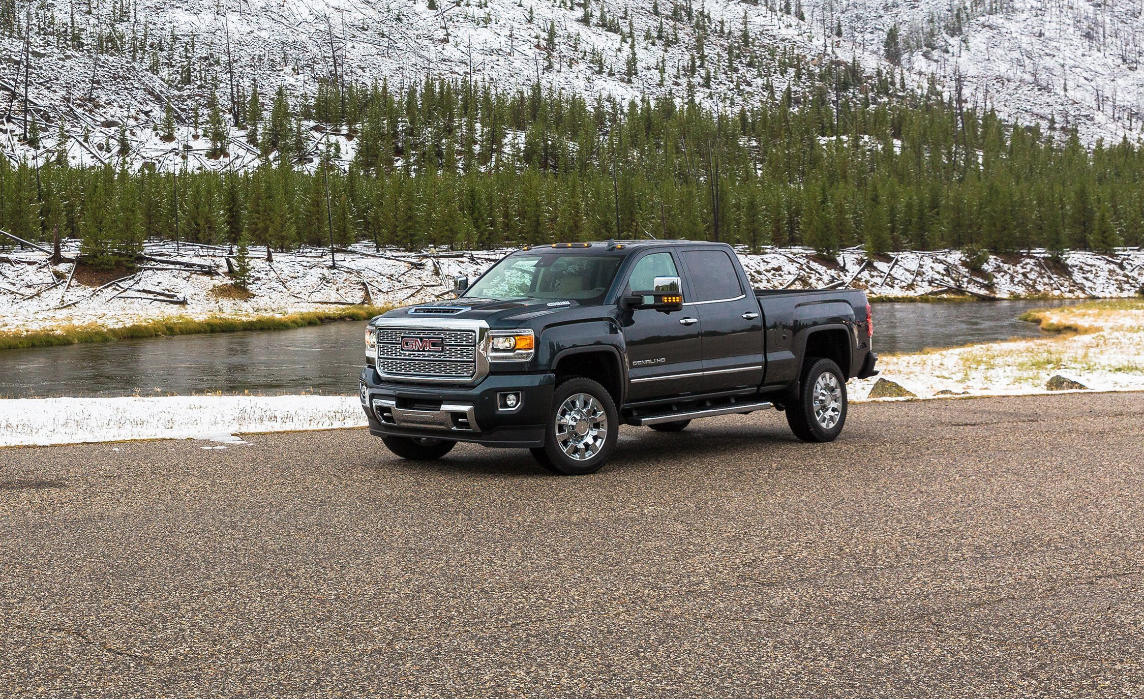 2019 Gmc Sierra Hd Review Pricing And Specs