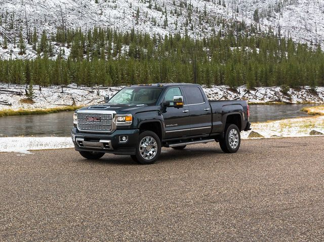 2018 Gmc Terrain Diesel Review Price >> 2019 Gmc Sierra Hd Review Pricing And Specs