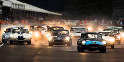 Land vehicle, Vehicle, Car, Sports car, Sports car racing, Performance car, Race car, Racing, Motorsport, Night,