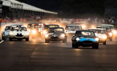 The 2018 Goodwood Revival Will Host Most Expensive Race Ever